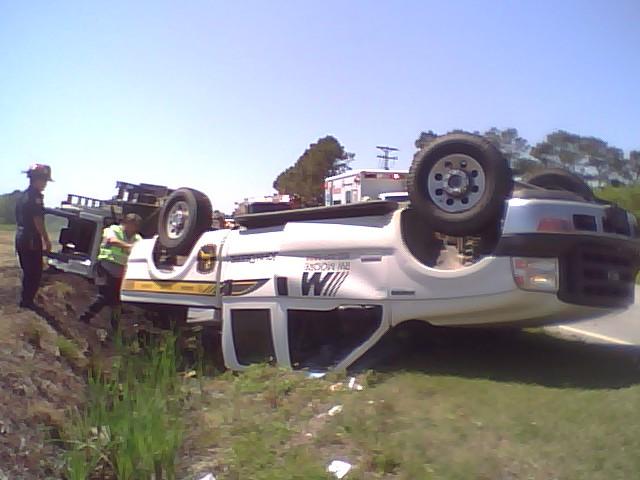 MVC Highway 101, 04/27/09